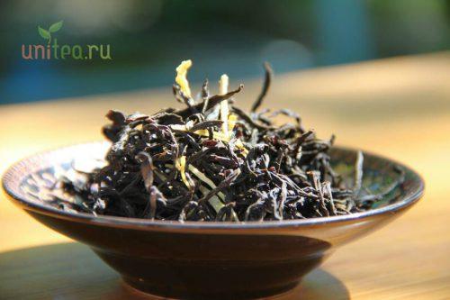 Органический чай с бергамотом