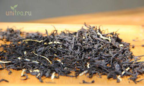 органический красный чай с бергамотом