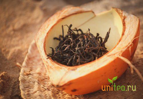 Органический рубиновый чай