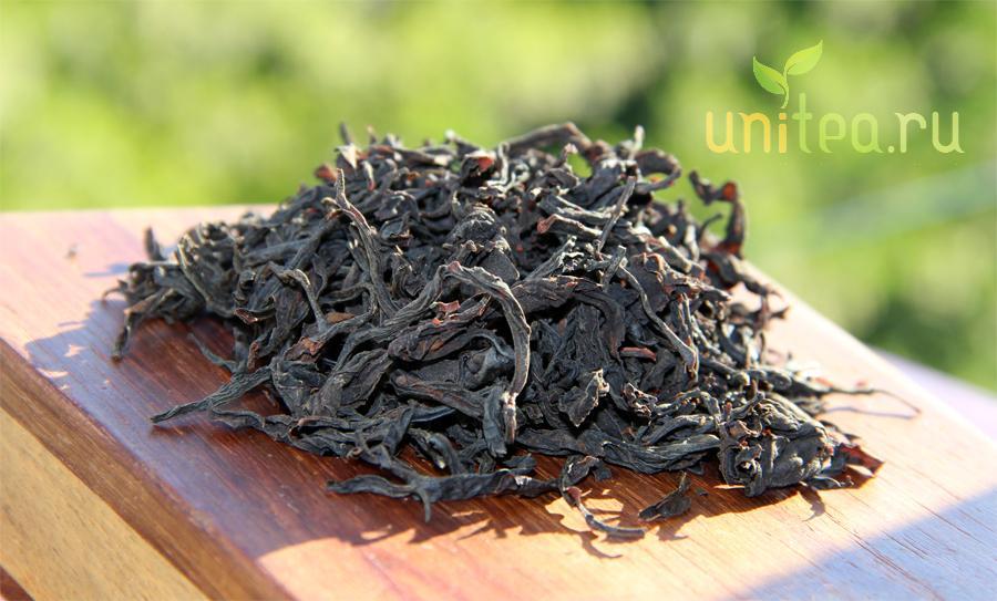 Рубиновый чай Хун Юй
